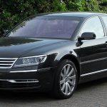 Po skandálu s emisemi Volkswagen tlačí na vývoj elektrického Phaetonu