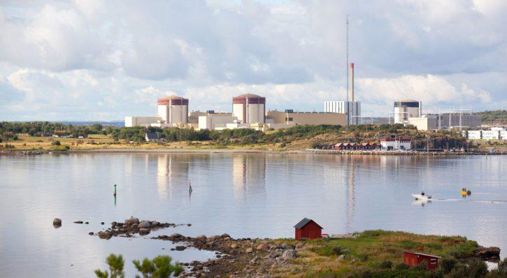 Jaderná elektrárna Ringhals, Švédsko