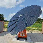 Využití energie ze slunce k výrobě plynu skrze technologii Power to Gas. Zdroj: UNDERGROUND.SUN.STORAGE