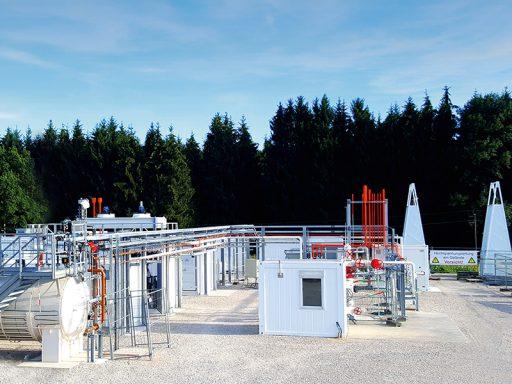 Projekt byl z větší části financován z Rakouského fondu. Zdroj: UNDERGROUND.SUN.STORAGE