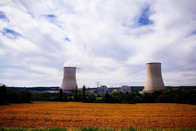 Jaderná elektrárna Francie