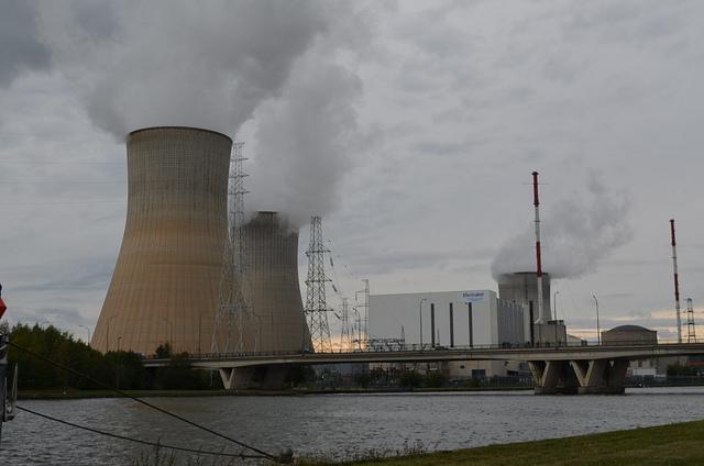 Belgie znovu otevírá jadernou elektrárnu, Tihange