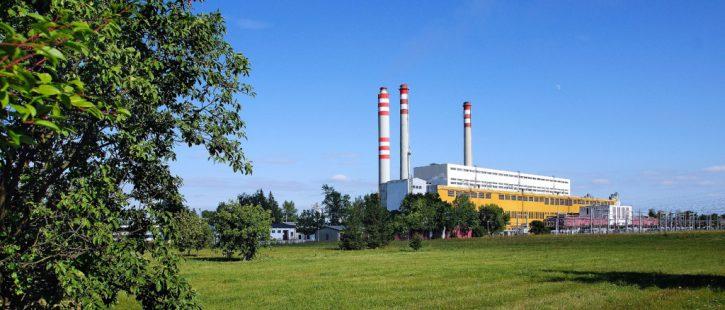 Elektrárna Opatovice nad Labem - kogenerační uhelná elektrárna