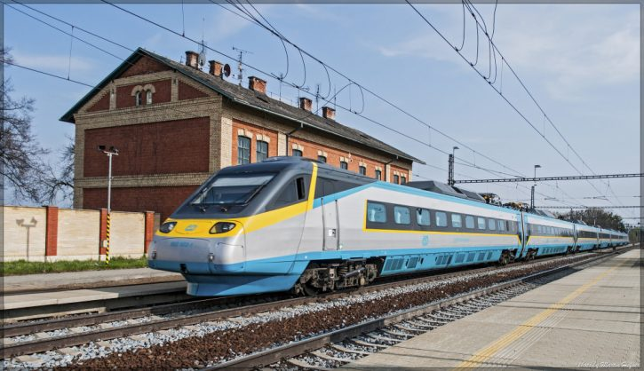 Vlak SC Pendolino
