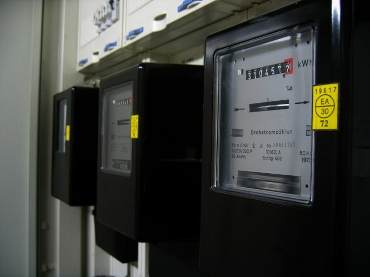 ELektroměr a úspory energie