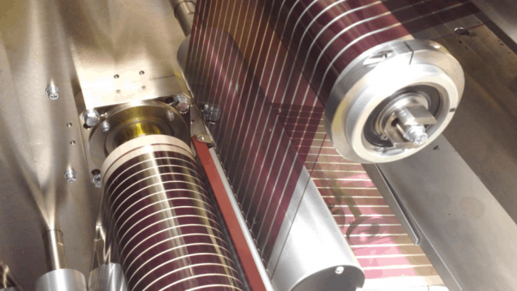 Solarní inkoust, tisknutelné solární články