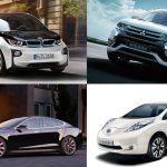 Srovnání 8 nejprodávanějších elektromobilů a plug-in hybridů v Evropě