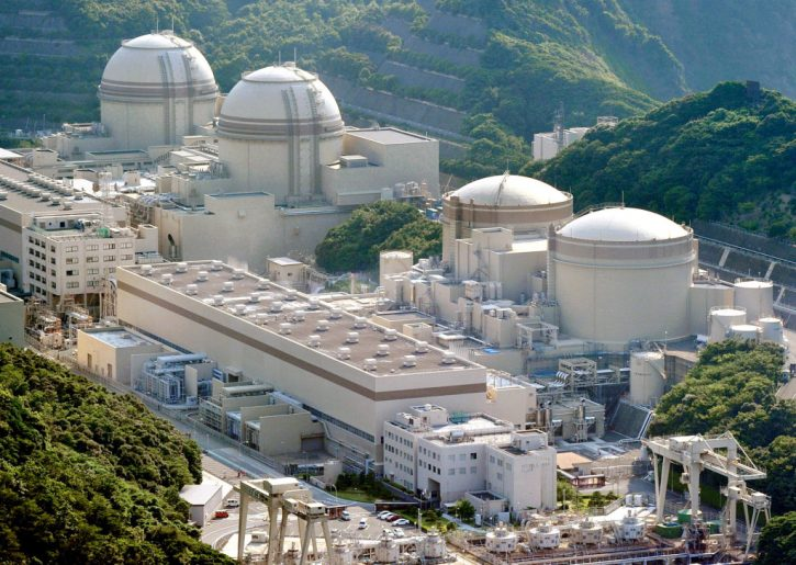 Japonsko pokračuje ve spouštění jaderných elektráren.