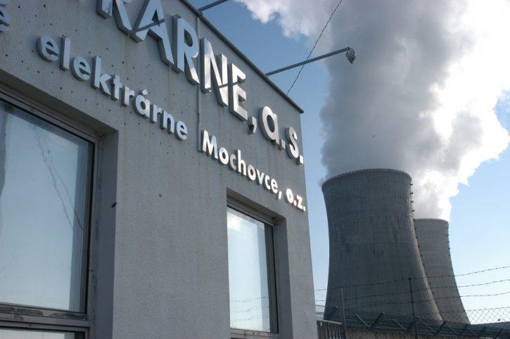 Slovenské Elektrárne, JE Mochovce