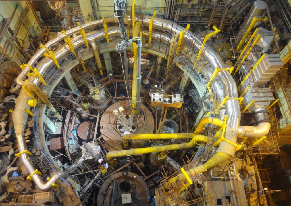 Indický reaktor PFBR, Zdroj iaea.org
