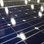 fotovoltaický panel, autor: Steve Rainwater