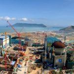 Čína mění termín spuštění nových reaktorů EPR