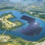 Výstavba největší plovoucí fotovoltaické elektrárny byla zahájena