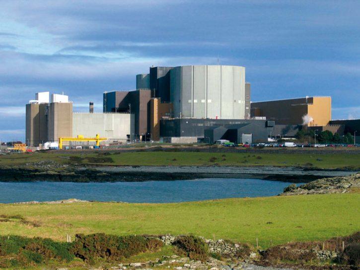 jaderná elektrárna wylfa