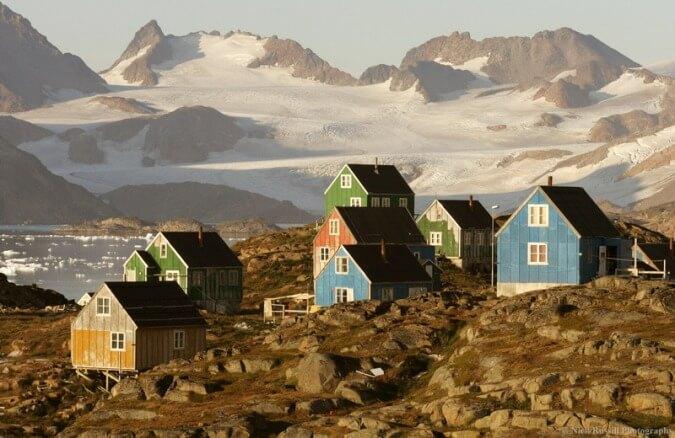 Grónsko bude moci těžit uran