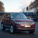 Range Rover Hybrid (Supercharged): dokonalý a majestátní univerzál