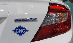 Honda Civic CNG
