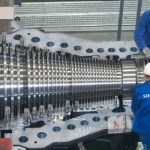 Siemens představil parní turbínu s levitujícím rotorem