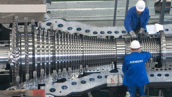 Turbína SST-600