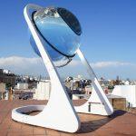 Netradiční solární elektrárna vyrábí elektřinu i v noci