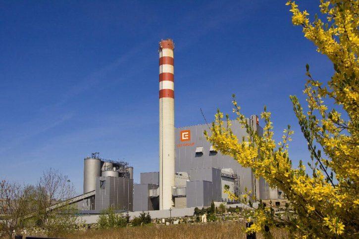 Kogenerační elektrárna Elchoi