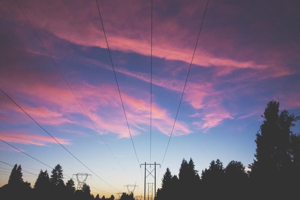 Přenos elektřiny
