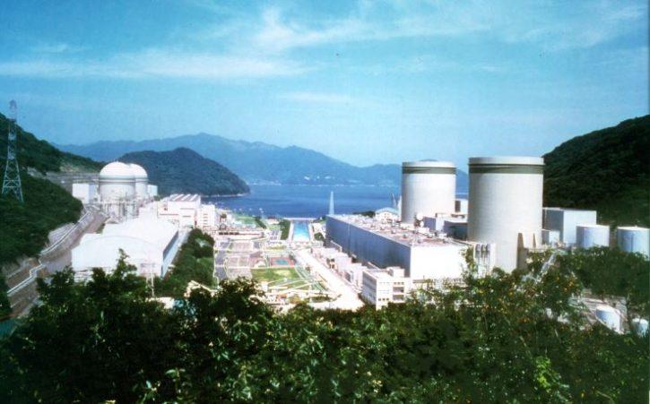 Takahama elektrárna