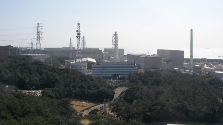 Začala demontáž japonské jaderné elektrárny Hamaoka