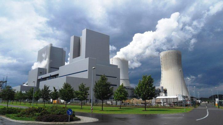 Uhelná elektrárna Boxberg