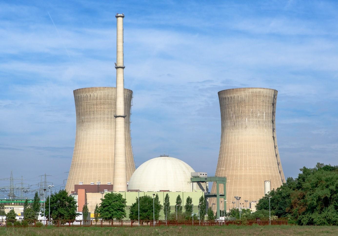 Jaderná elektrárna Grafenrheinfeld