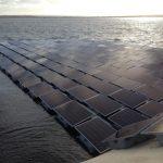V Londýně vyroste největší evropská plovoucí fotovoltaická elektrárna