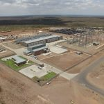 Motory Rolls-Royce pohání 120MW elektrárnu v Mozambiku