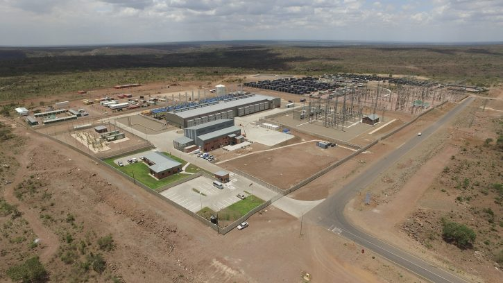 100 MW Power Generation Plant in Mozambique put into service with Rolls-Royce gas engines in February 2016. It is the biggest medium-speed power plant powered by Rolls-Royce.Ein 100 MW-Kraftwerk in Mozambique ist Mitte Februar 2016 mit Rolls-Royce Gasmotoren in Betrieb genommen worden.  Es ist das größte Kraftwerk mit mittelschnelllaufenden Motoren von Rolls-Royce.