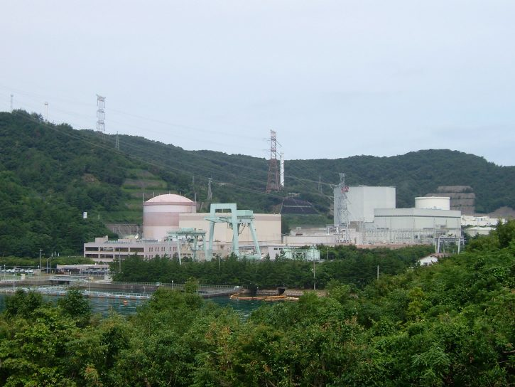 Tsuruga_Nuclear_Power_Plant