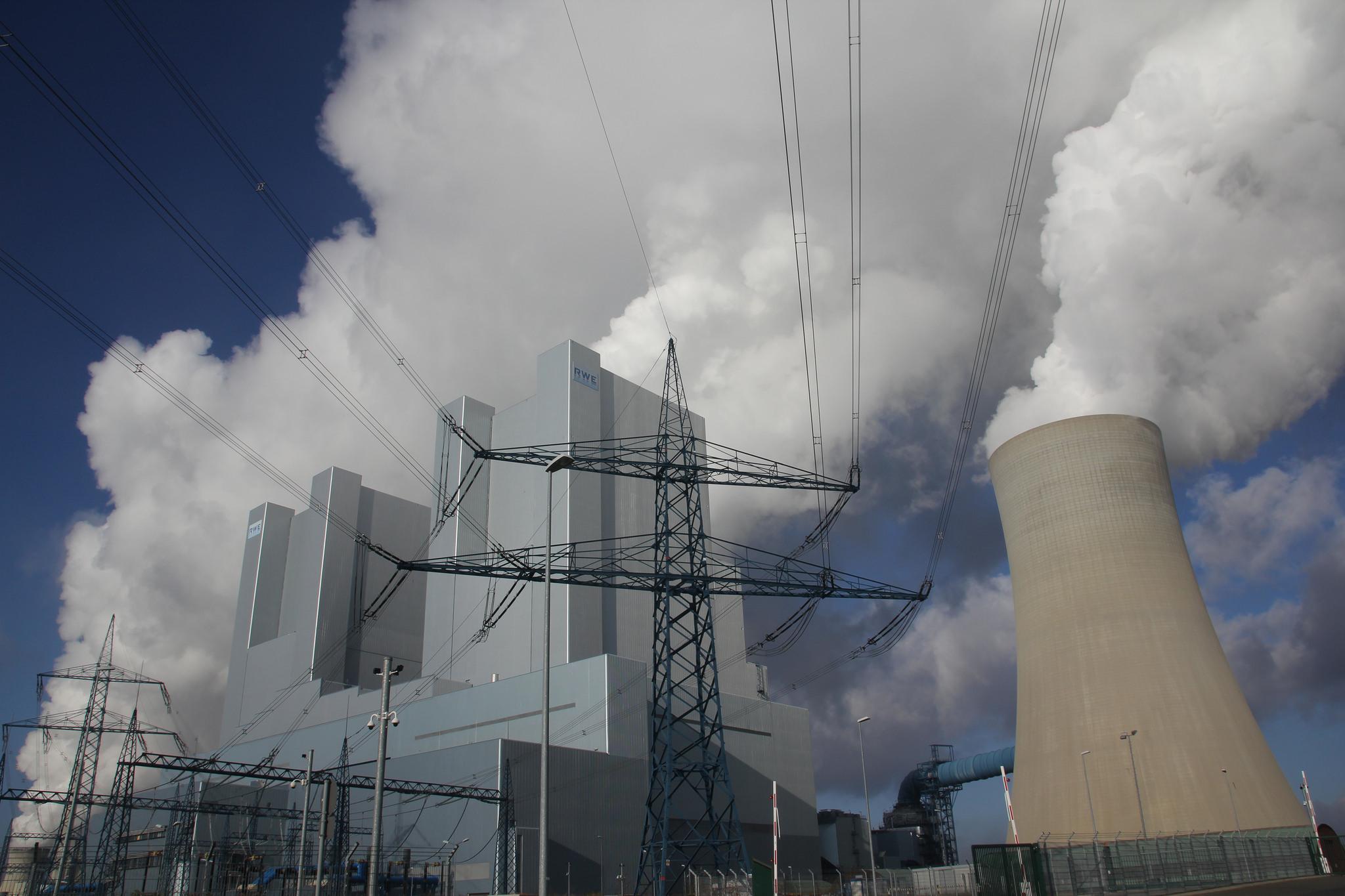 Hnědouhelná elektrárna Neurath