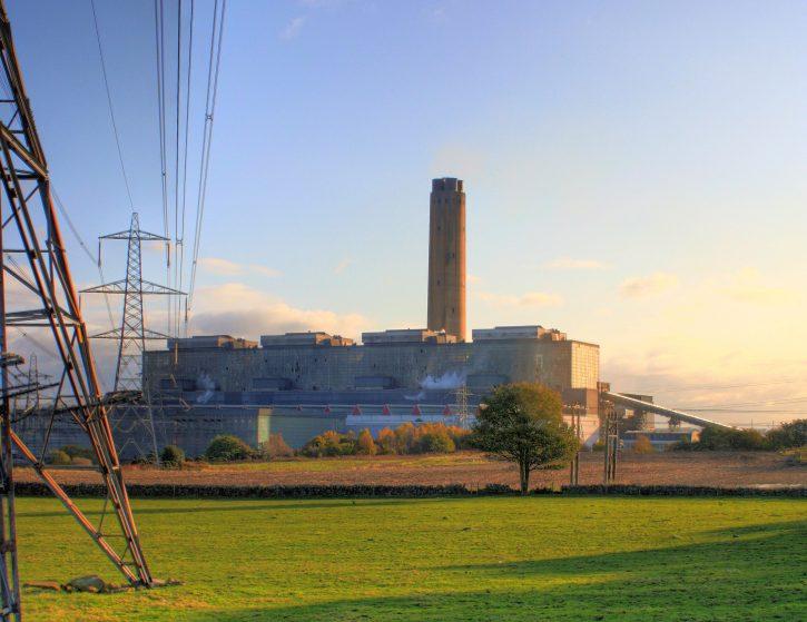 Longannet uhelná elektrárna