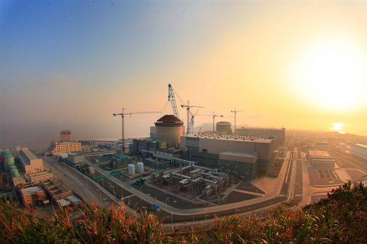 Jaderná elektrárna Sanmen