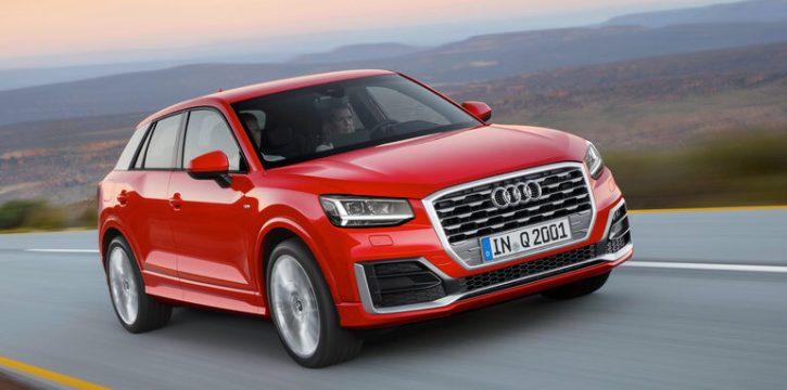 Crossover Audi Q2, zdroj: caradvice.com.au