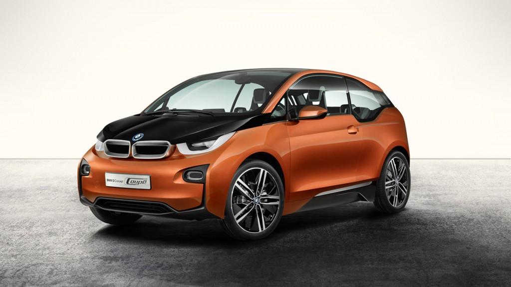 BMW i3, zdroj: bmw.cz