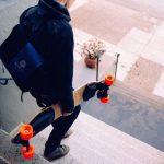 Elektrický skateboard – zábavný trend na vzestupu