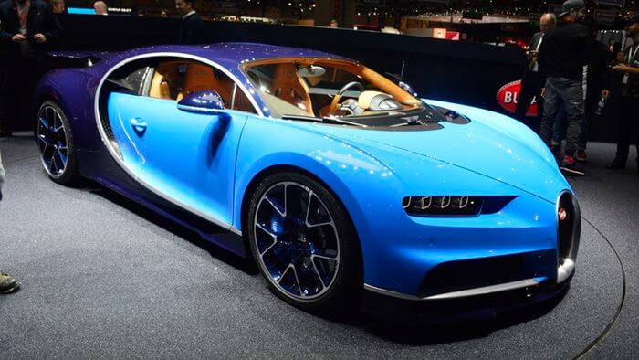 Hypersport Buggatti Chrion, nástupce Veyronu, zdroj: gizmag.com