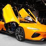 Zajímavé hybridní a elektrické koncepty na autosalonu v Ženevě 2016
