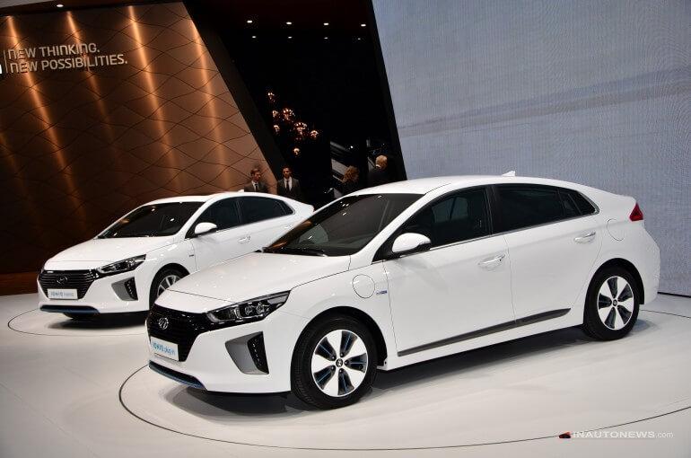 Hyundai Ioniq, zdroj: inautonews.com
