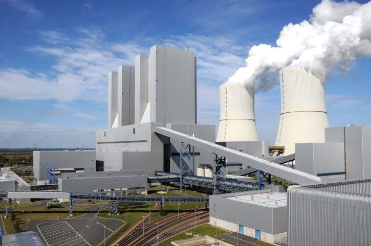 Uhelná elektrárna lippendorf