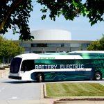 Bezemisní autobusy Proterra překonaly hranici 2 miliónů najetých mil
