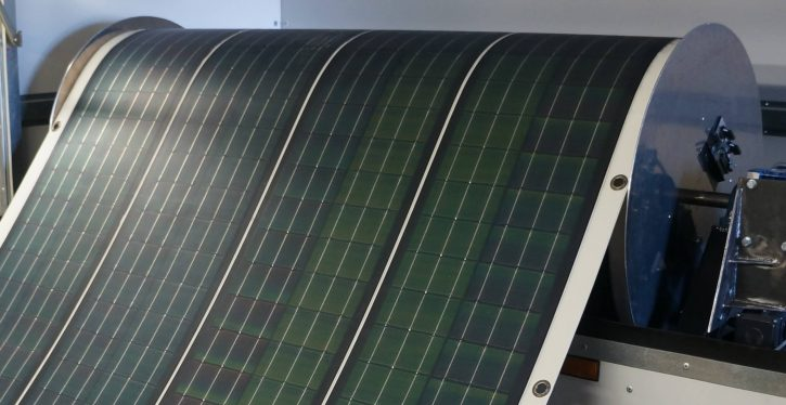 Role solárního fotovoltaického panelu. Zdroj: renovagen