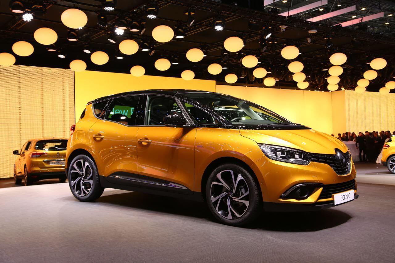 Renault Scénic, zdroj: largus.fr