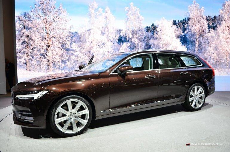 Volvo V90, zdroj: inautonews.com