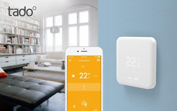 Chytrý termostat tado°