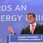 Šefčovič se vyjádřil k projektu Nord Stream II pozitivněji než v minulosti